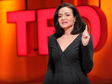 Sheryl Sandberg Ted Talks